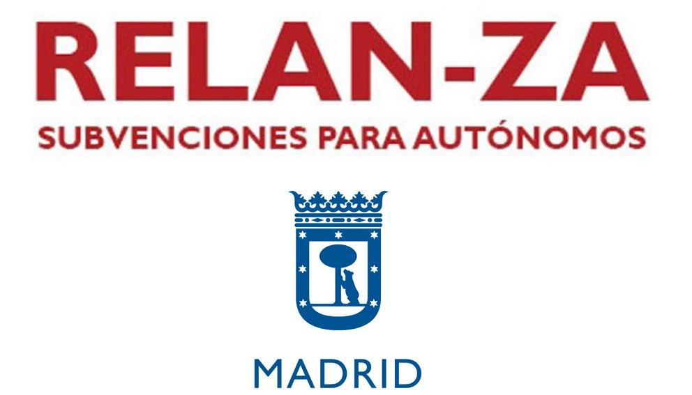 Plan Relanza del Ayuntamiento de Madrid Ayudas
